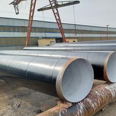 出口美标BS534-1990标准螺旋钢管外径219-3620毫米